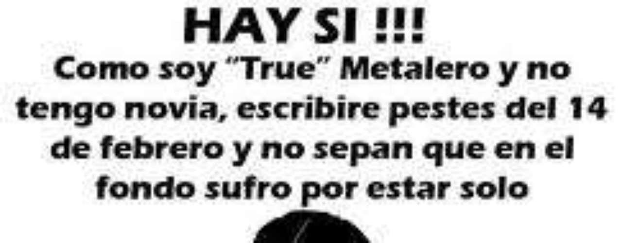 Metalero.