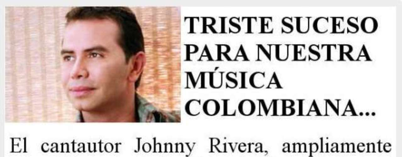 Johnny Rivera.