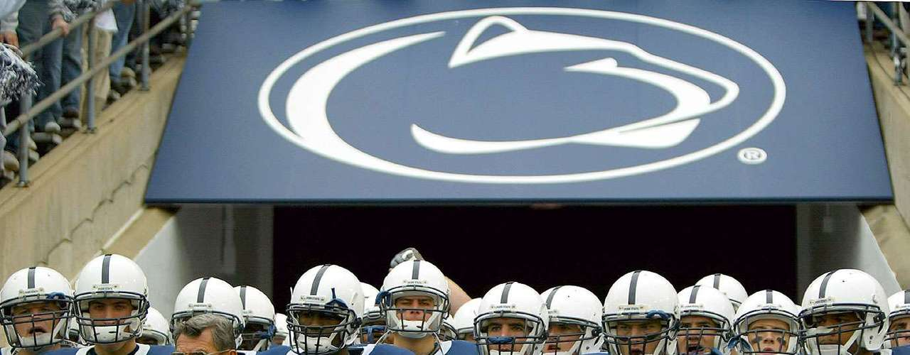 The University of Penn State has been sponsored by Nike for years, but an investigation by police of sexual abuse against minors by assistant Jerry Sandusky, and the university's cover up, forced the company to remove Joe Paterno's name from a children's center under its control.