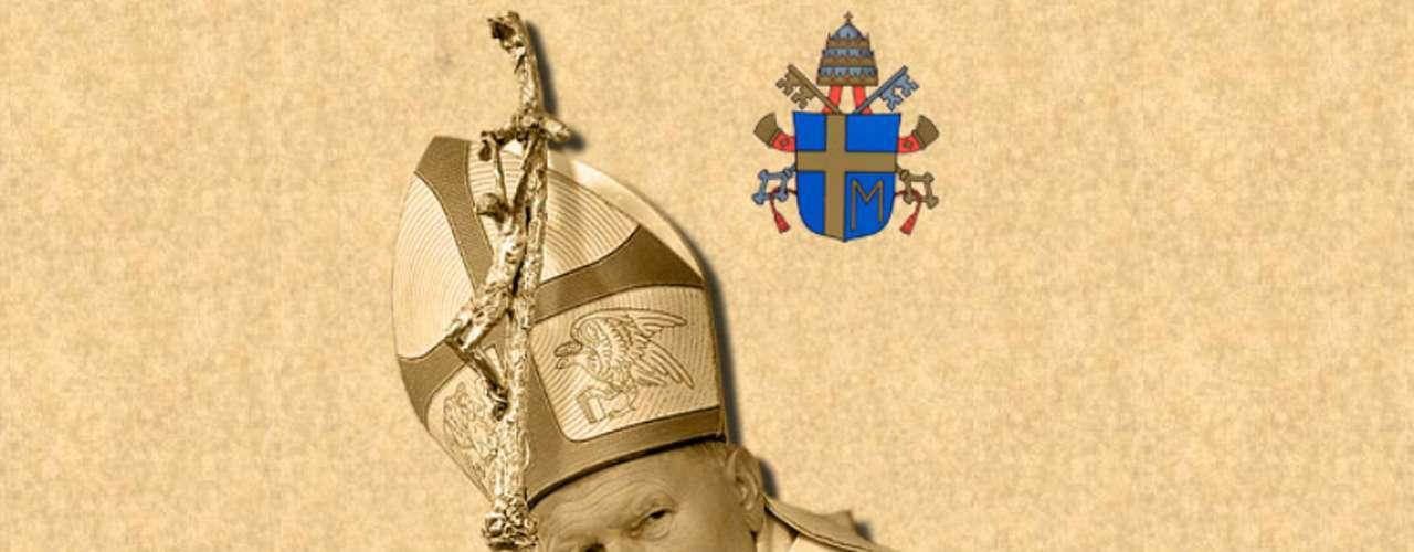 JUAN PABLO II (1978-2005). Karol Wojtyla, el primer papa polaco y el primer no italiano desde hace 450 años. Canonizó a más santos que todos sus predecesores juntos. Viajó por todo el mundo. Es el segundo Papa más longevo de la historia.