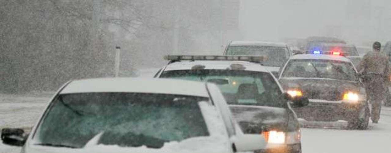 Para Chicago se prevee lo que podría ser la nevada más intensa del año con al menos 10 centímetros, según los pronósticos de CNN.