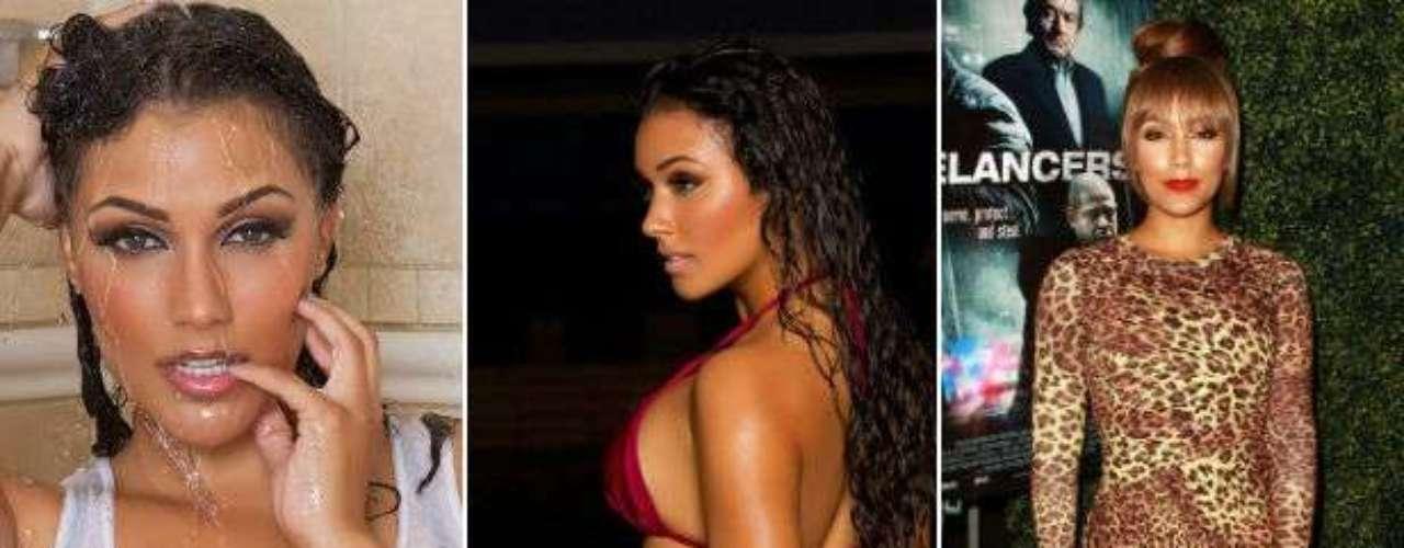 También Mayweather se ha sabido rodear de bellas mujeres. Su actual pareja es la modelo Shantel Jackson, quien suele acompañarlo a sus entrenamientos y por supuesto, a las peleas que sostiene 'Money'.