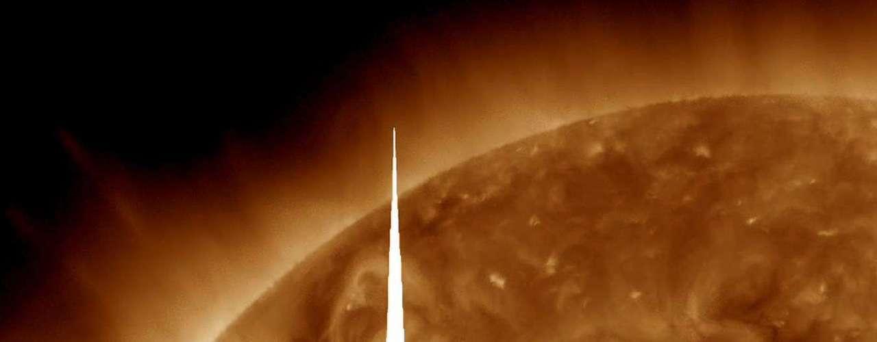 Aunque la mancha fue descubierta en el 2012 y la NASA ha detectado manchas solares en el pasado, los expertos no le prestaron gran atención a la AR1654, debido a que se encontraba en el lado del Sol opuesto a la Tierra. Sin embargo, en este momento se está volteando hacia la Tierra al tiempo que aumenta su actividad.