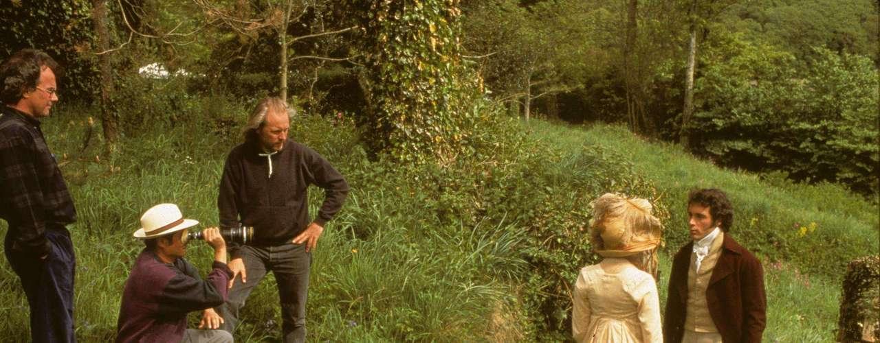 'Sense and Sensibility' (1995) fue la primera gran producción de Ang Lee. Basado en la obra de Jane Austen, la cinta fue protagonizada por Emma Thompson, Kate Winslet y Hugh Grant. El éxito le sonrió y la cinta logró siete nominaciones a los Premios de la Academia y once a los BAFTA.