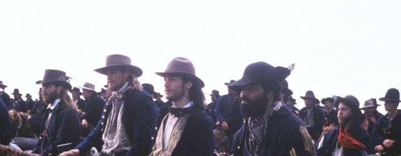 'Ride with the Devil' (1999) es un western ambientado durante la Guerra Civil de Estados Unidos y basado en el libro de Daniel Woodrell. Tobey Maguire, Jeffrey Wright y Jonathan Rhys Meyers protagonizaron la película. Esta también fue la primera colaboración entre Lee y otro de los ganadores de 2013, el compositor Mychael Danna.