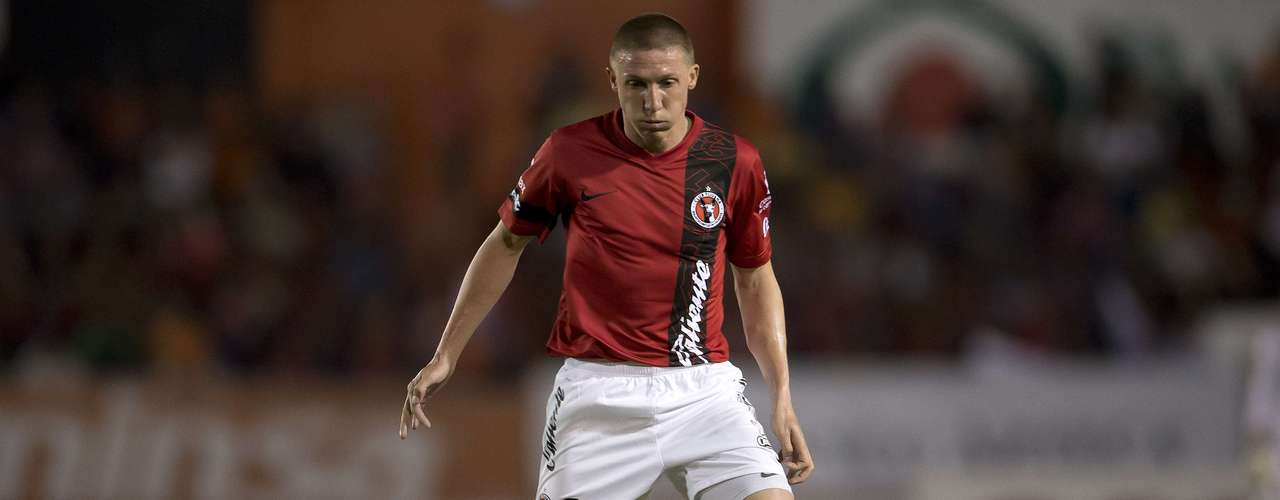 Leandro Augusto. Club: Xolos. Place of Birth: Cascabel, Brasil.