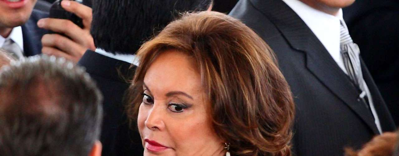 El 24 de agosto de 2009, en plena contingencia por la influenza A H1N1, durante un discurso Elba Esther Gordillo le cambió el nombre rebautizándolo como A HLNL. En el mismo acto la maestra pronunció \