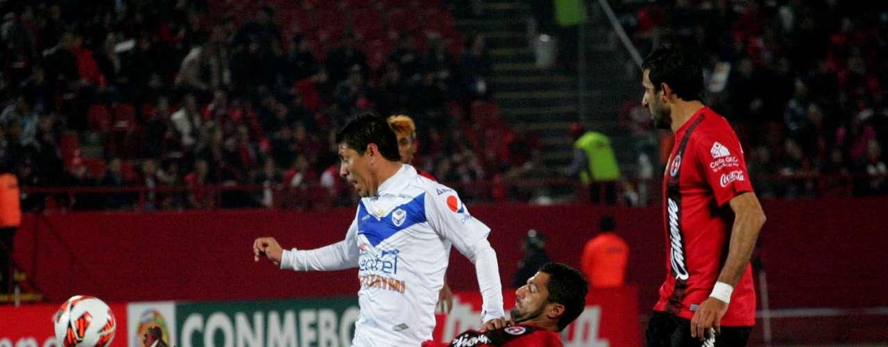 Tijuana ligó dos triunfos en la Copa Libertadores 2013.