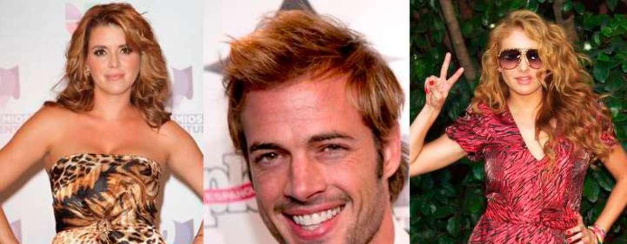 Son famosos, millonarios pero también morosos. En la lista de celebridades con deudas con el fisco está el galán William Levy, las cantantes Paulina Rubio y la ex Miss Universo Alicia Machado. No todo lo que brilla es oro.