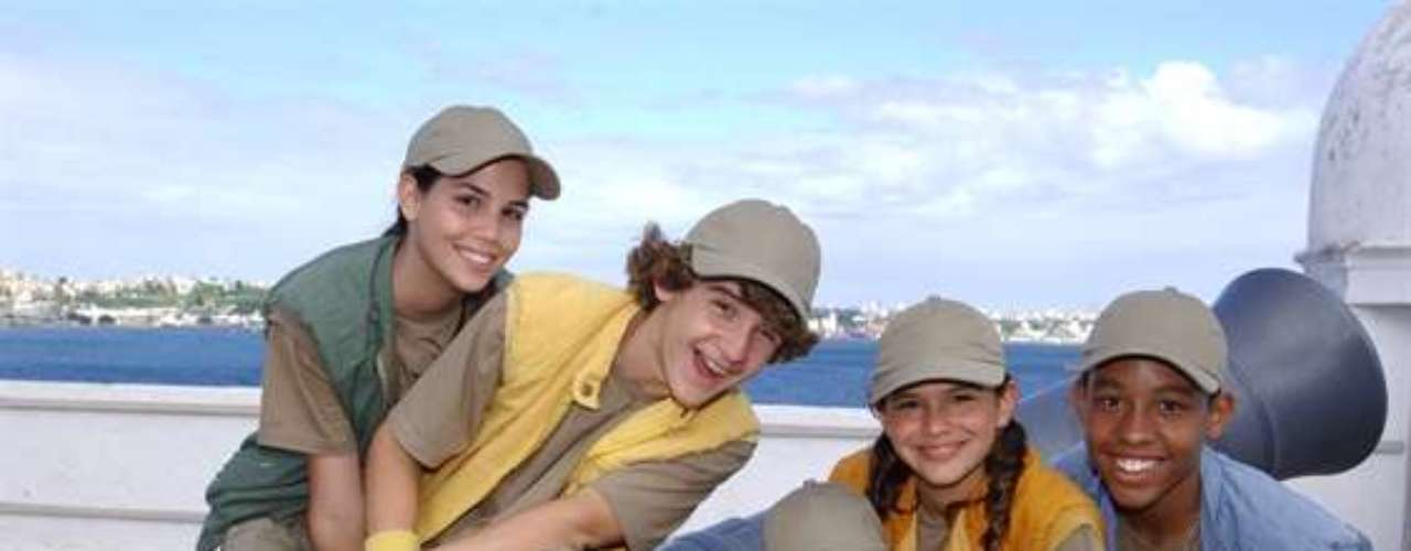 También en 2007, Bruna Marquezineparticipó del juego cultural 'Conexão Xuxa', de Globo.