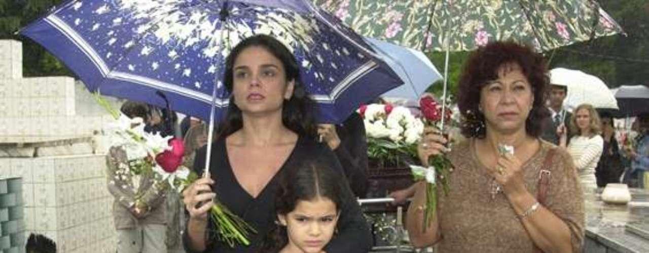 Marquezine conparte del elenco de lanovela 'Mulheres Apaixonadas', de 2003.