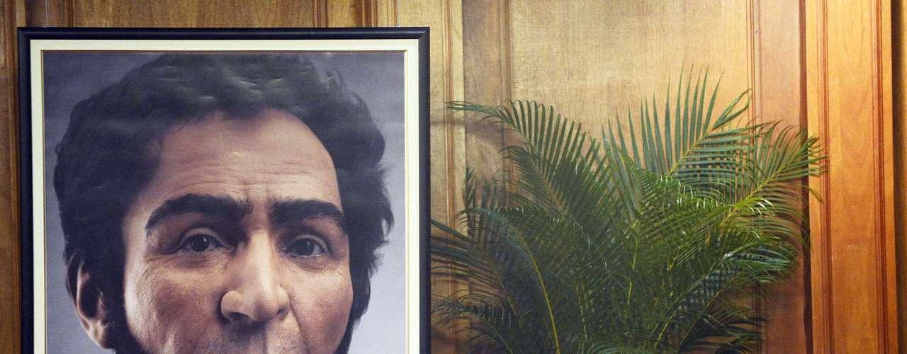 La divulgación del rostro de Simón Bolívar fue celebrada por Chávez, que considera su proyecto político como fruto directo del proceso independentista de Bolívar. El presidente de Venezuela decía que lideró una 'revolución bolivariana' que el héroe latinoamericano dejó incompleta.