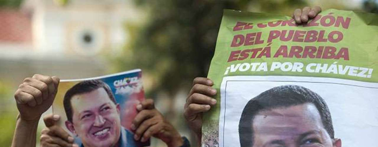 The situations exists even though the country is polarized.Chavistas havea strong political machine, according to the expert.