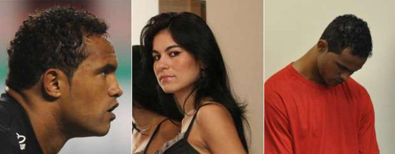 El ex portero del Flamengo de Brasil, Bruno Fernandes, ha salido de nuevo a palestra después de que admitió ante una jueza en la ciudad brasileña de Contagem que su ex amante Eliza Samudio fue asesinada, culpó a dos personas, pero negó su participación en el crimen ocurrido en 2010. (Con información de EFE)