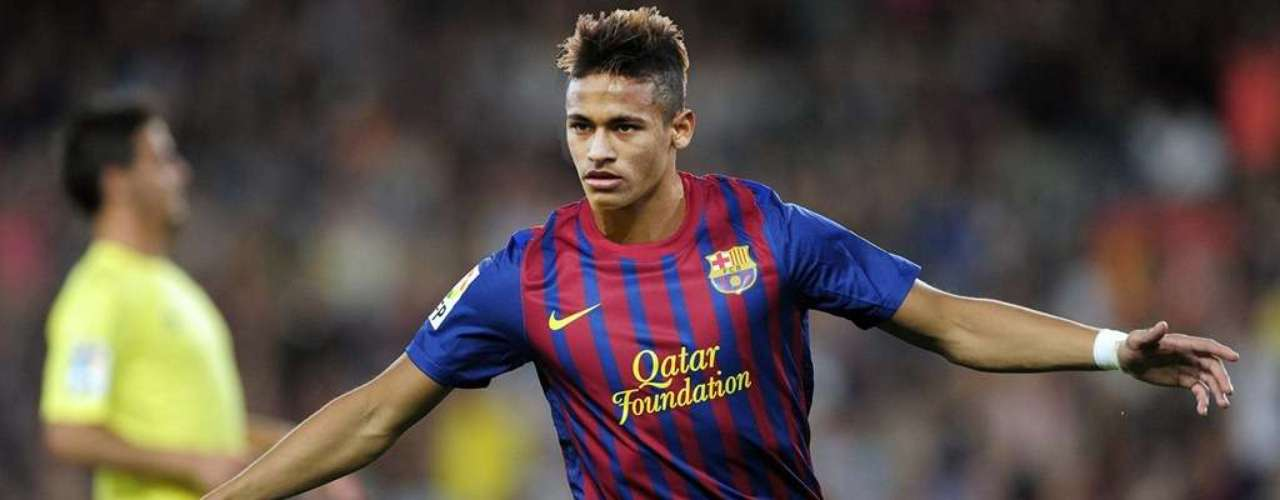 This is one of the most popular manipulated pictures of Neymar in a Barcelona jersey. Not bad for a fake pic!