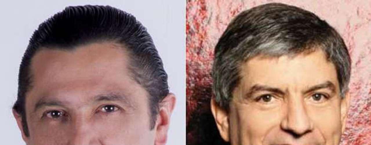 Mario Ruiz es César Gaviria, presidente de Colombia desde 1990 hasta 1994.