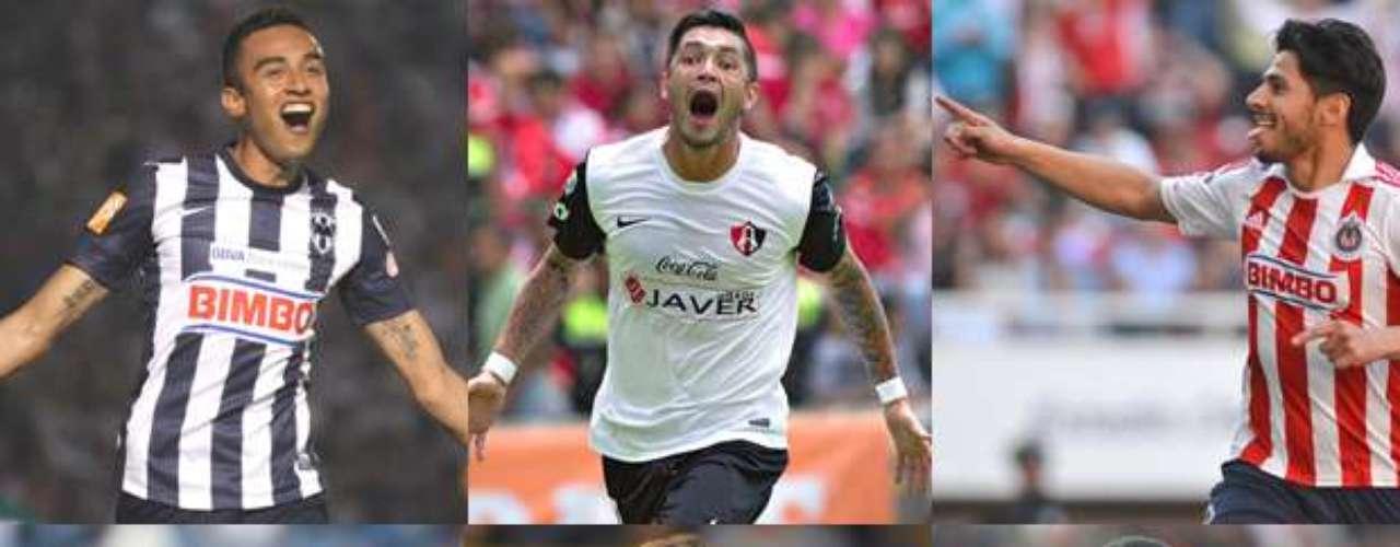 Descubre el Once Ideal de la Jornada 10 del Clausura 2013