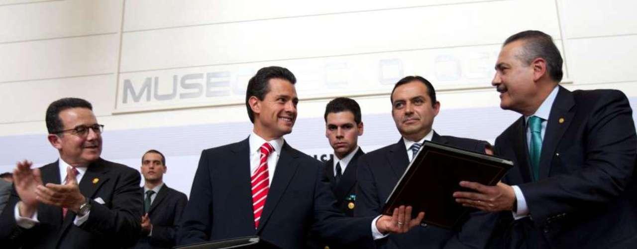 La empresa Televisa abarca 70% del mercado televisivo y más del 45% de la televisión por cable.