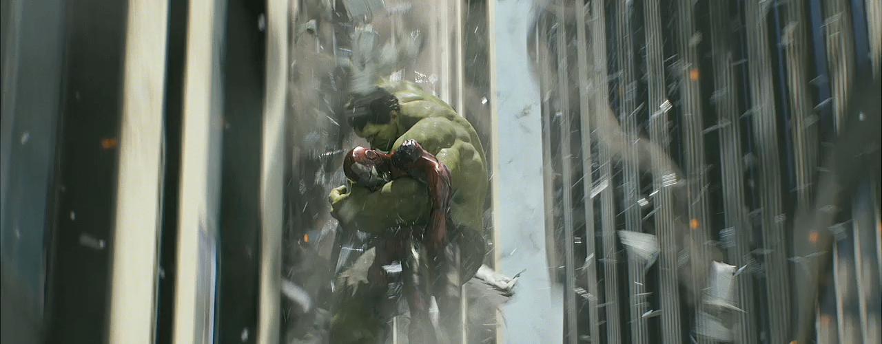 Mark Ruffalo como Hulk y Robert Downey Jr. como Iron Man son los más destacados en la categoría de 'Mejor Dúo en Pantalla'.