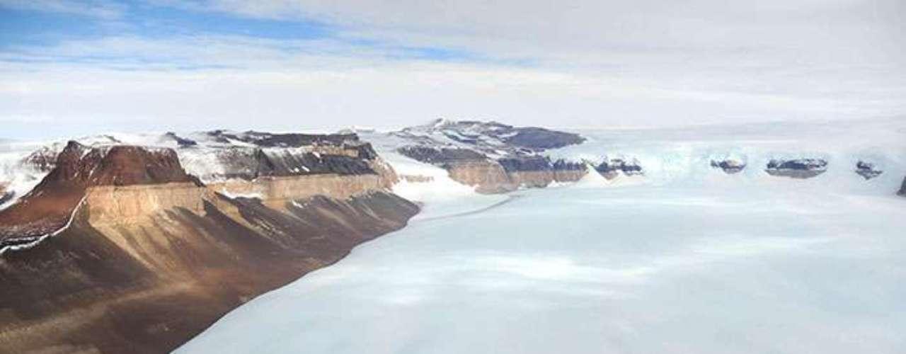 Según alguno modelos climáticos, un incremento en la temperatura de dos grados podría producirse de aquí a menos de 40 años, publicó el WWF.