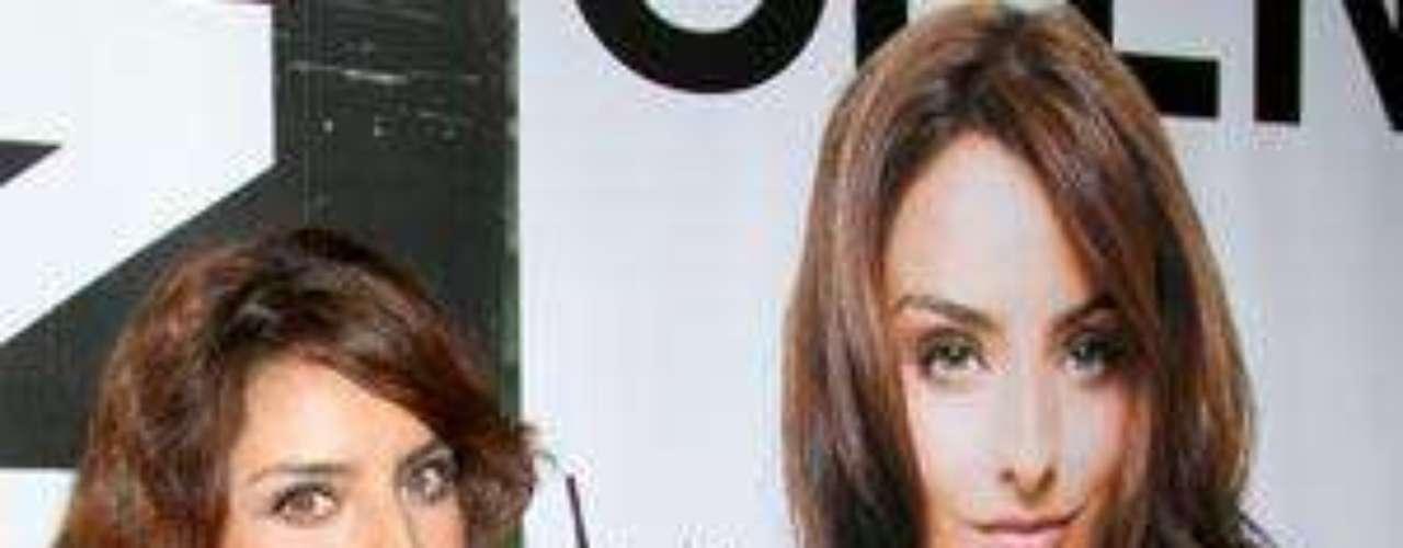 La misma Aislinn asegura que la cantante (Rosaldo) no necesita deretoques fotográficos.Aislinn Derbez: 'Llevar el apellido Derbez me haperjudicado'