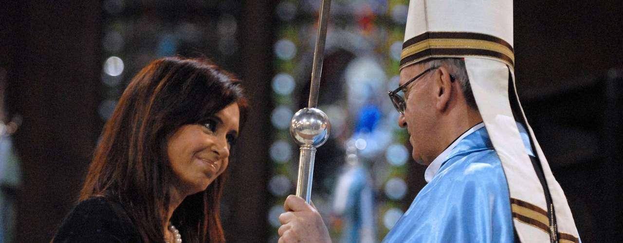 Muchos se animan a afirmar que es opositor a la administración de Cristina Fernández.