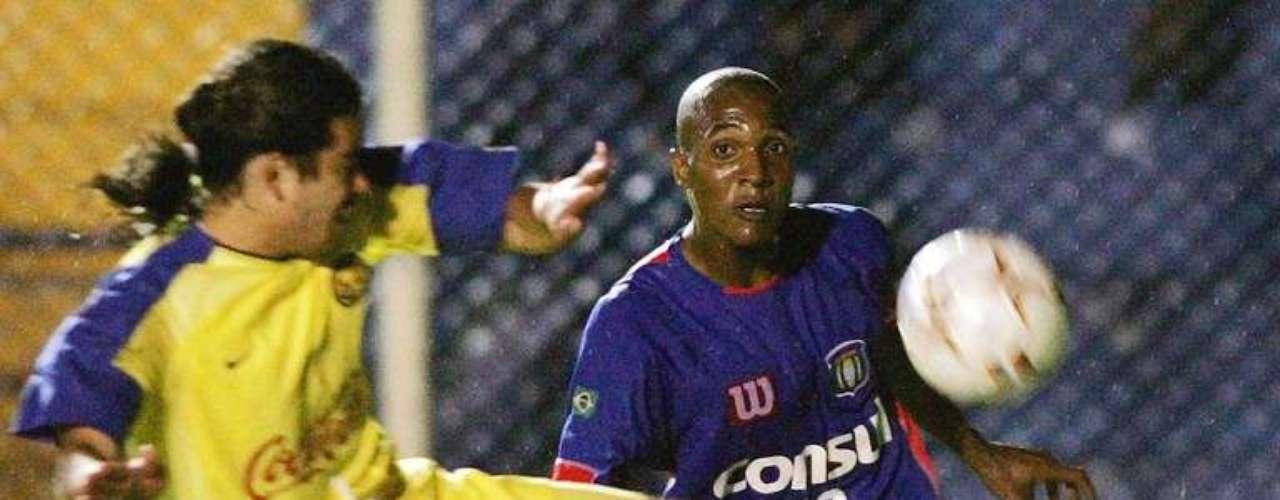 2004 - Sao Caetano 1-2 América - Fase de Grupos