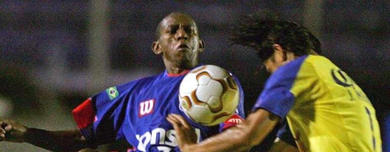 2004 - Sao Caetano 2-1 América - Octavos de Final