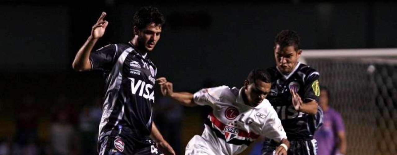 2007 - Sao Paulo 3-0 Necaxa - Fase de Grupos