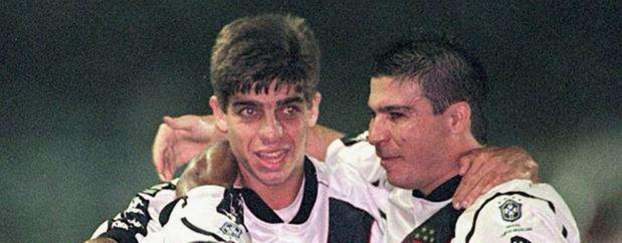 1998 - Vasco da Gama 1-1 América - Fase de Grupos