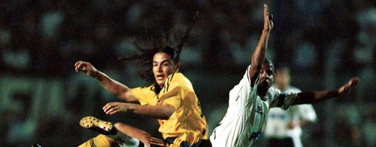 2000 - Corinthians 2-1 América - Fase de Grupos