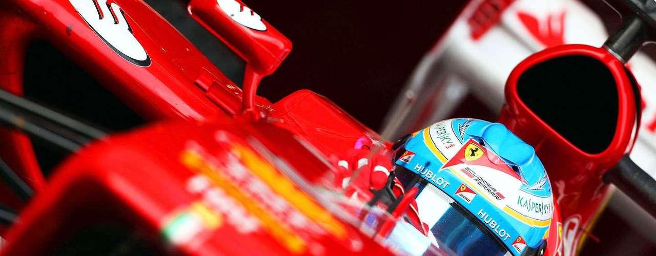 Fernando Alonso (Ferrari). El piloto español va en busca del tricampeonato que se le ha negado con la escudería italiana, pese a tener un auto inferior en los últimos años se ha mantenido en la pelea por el mundial de pilotos. El austuriano promete que éste será su año.
