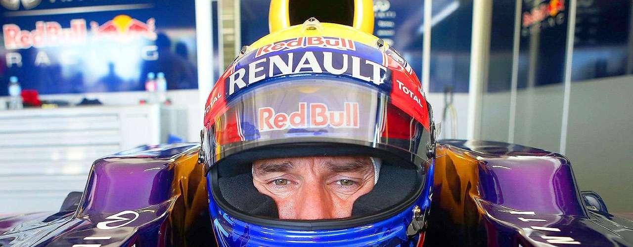 Mark Webber (Red Bull Racing). El piloto australiano ha estado a la sombra del tricampeón alemán Sebastian Vettel. Es un gran piloto en la clasificación, pero le cuesta trabajo cerrar las carreras. Este podría ser el año de su consagración en la máxima categoría.