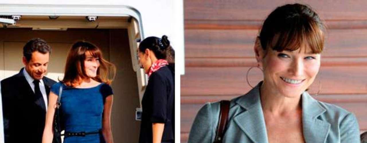 Sea como fuere es indiscutible el papel que las primeras damas poseen actualmente en las carreras políticas e institucionales de sus maridos, como ha sido el caso de la cantante Carla Bruni y su marido, Nicolas Sarkozy