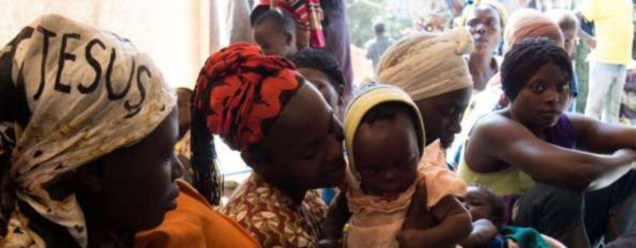 República Democrática del Congo es la penúltima de la lista del IDH. Sin embargo, tuvieron el año pasado un ingreso per cápita de 319 dólares.