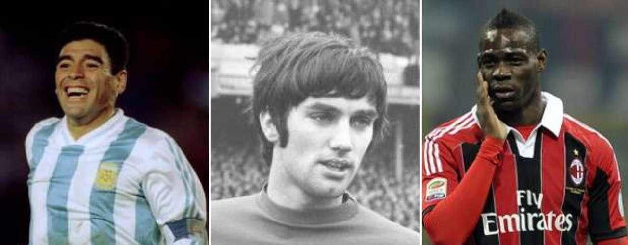 En el mundo del fútbol, infortunadamente, algunos de sus grandes talentos también se destacan por sus escándalos dentro y/o fuera de la cancha. Terra recuerda a los futbolistas más polémicos en la historia del fútbol.