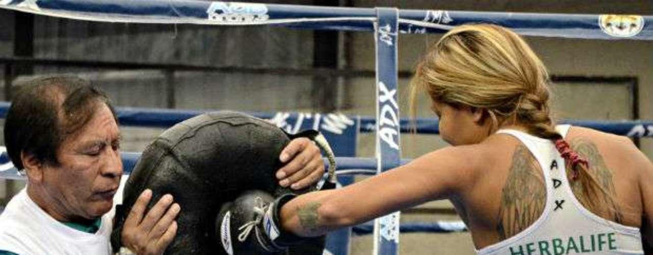 Juárez busca renacer, ya que viene de una derrota dolorosa ante la estadounidense Ava Knight.