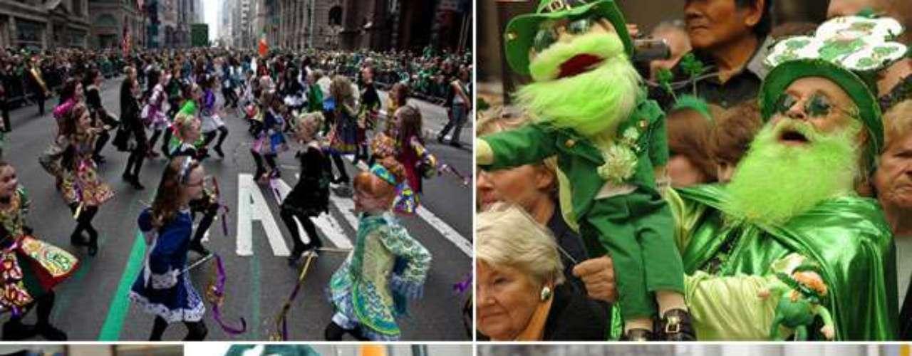 En la ciudad de Nueva York se lleva a cabo el desfile más destacado de todo el país. Allí participan alrededor de cuatro millones de espectadores.