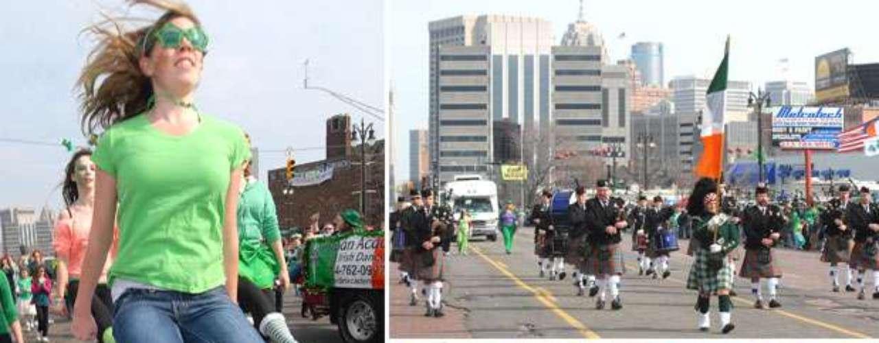 Pero este no es el único desfile que tiene lugar durante el día ya que Boston, Houston, Filadelfia, Pittsburgh, Denver, Detroit, Nueva Orleans y Seattle, entre otros, también lo han adoptado como tradición.