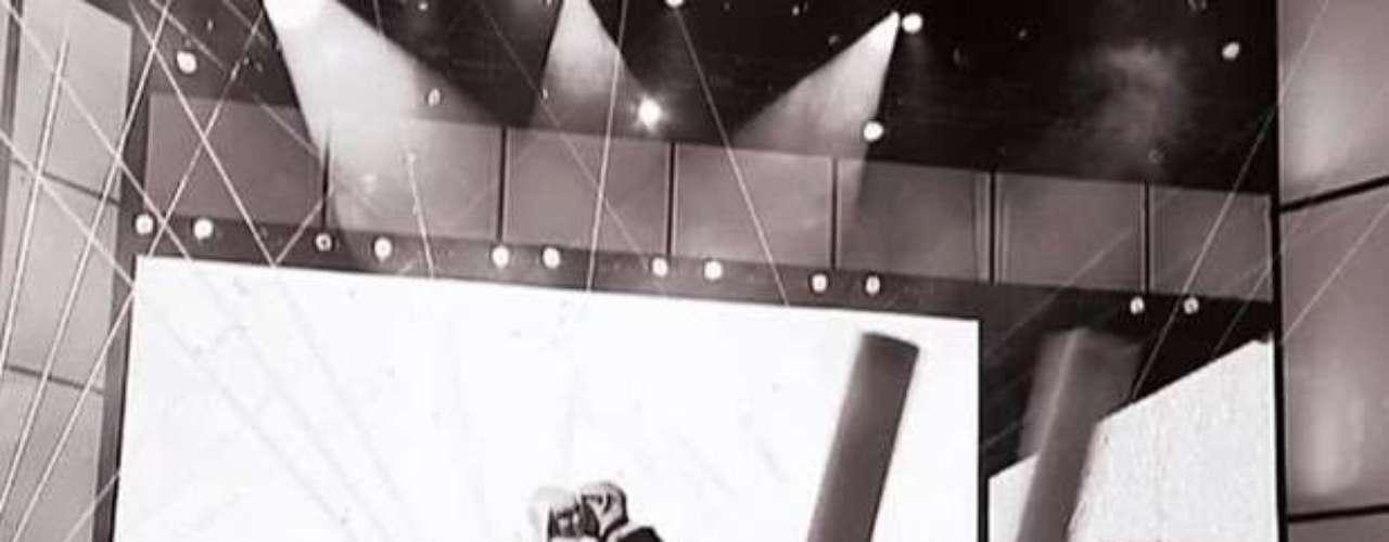 La conexión y química entre Christina Aguilera y Pitbull salen a relucir en el videoclip del tema \