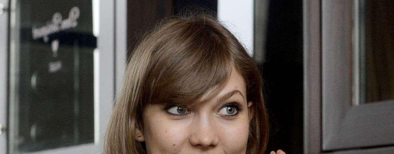 Kloss es la segunda modelo más importante del mundo, según el ranking del prestigioso sitio Models.com.