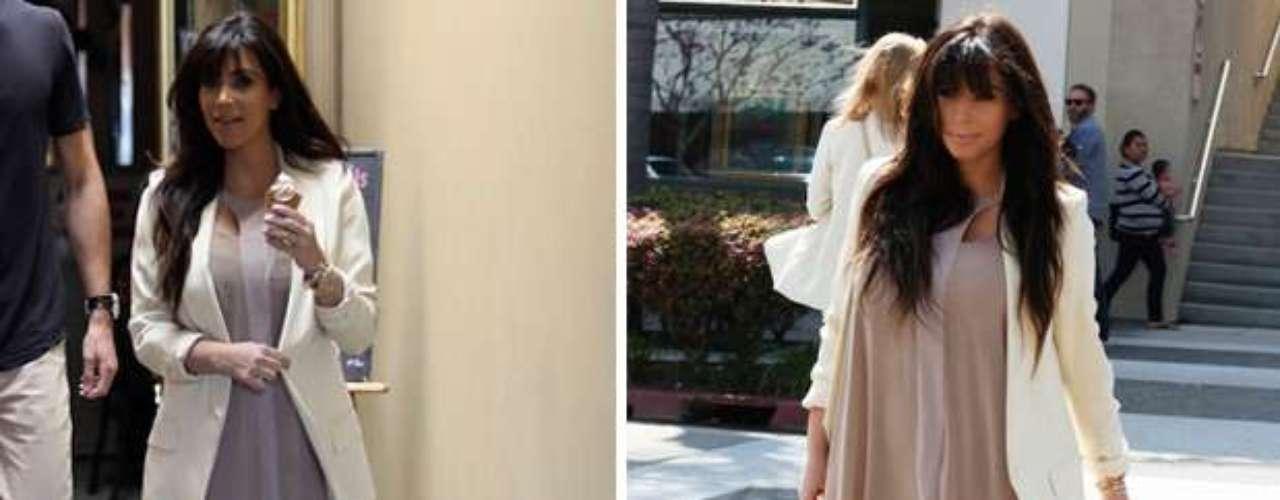 De acuerdo con Kardashian, su estilo de vida no es lo único que ha cambiado, sino que también cambiaron sus gustos. \
