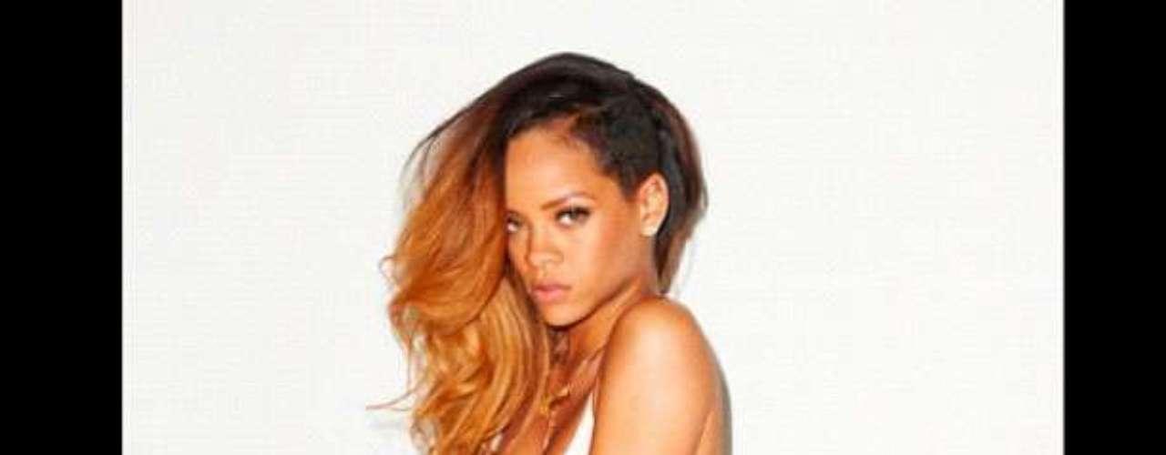 Para lograr esas curvas de fantasía Rihanna se ejercita con la asesoría de entrenadorespersonales y lleva una rutina que combina los ejercicios de carido con pesas.