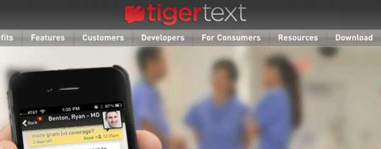 Los textos más pícaros también tienen sus propias aplicaciones. 'Tigertext' o 'Text Fortress' funcionan como un whatsapp blindado y la información es cifrada o se elimina al instante. Pero cuidado con las palabras más 'hot': al contrario que con 'snapchat', con 'tigertext' sí que es posible hacer una captura de pantalla con el móvil, y tus mayores secretos quedarían guardados.