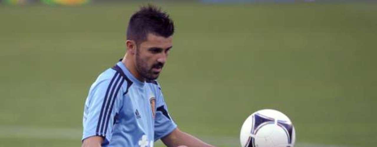 David Villa es el máximo goleador de la historia de las selección con 53 goles en 86 partidos.