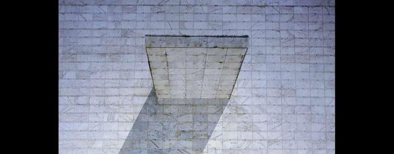 Martina Biccheri, de Italia, recibió el primer premio en la categoría de Arquitectura.
