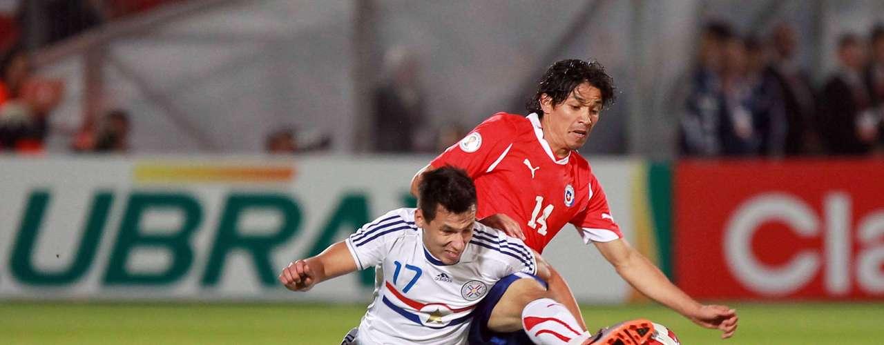 FECHA 13, PARAGUAY vs CHILE el 7 de junio.