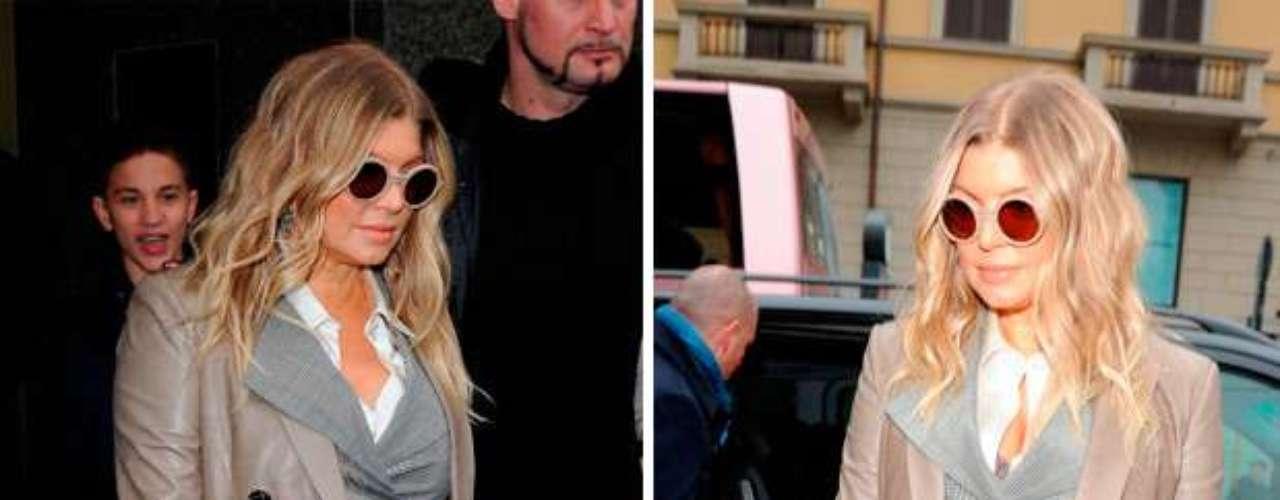 Se estima que el bebé de Fergie y Josh nacería a finales de este año