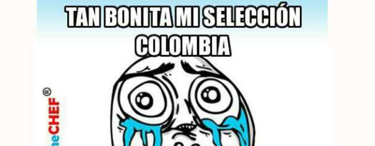 Después del triunfo de Venezuela ante la Selección Colombia, los memes hicieron su fiesta. Se burlaron de Venezuela, Chávez y Colomba.