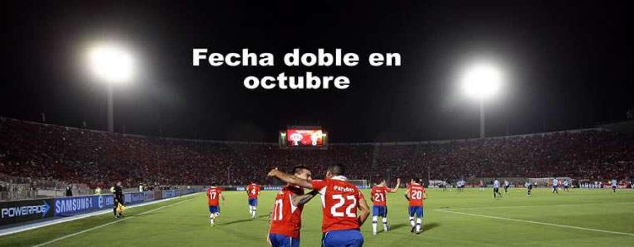 Octubre será el mes decisivo para la Selección, pero enfrente tendrá a dos rivales que llegarían clasificados al Mundial.
